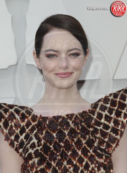 Emma Stone - Los Angeles - 25-02-2019 - Oscar 2019: gli arrivi sul red carpet