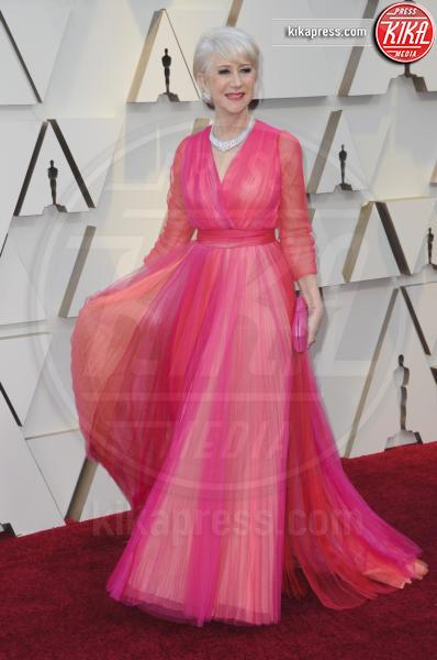 Helen Mirren - Los Angeles - 25-02-2019 - Oscar 2019: gli arrivi sul red carpet