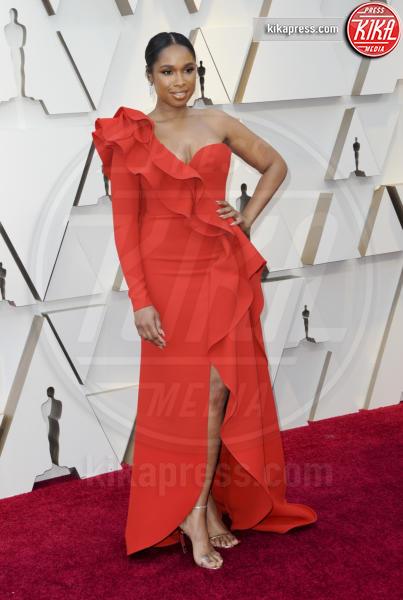 Jennifer Hudson - Los Angeles - 25-02-2019 - Oscar 2019: gli arrivi sul red carpet