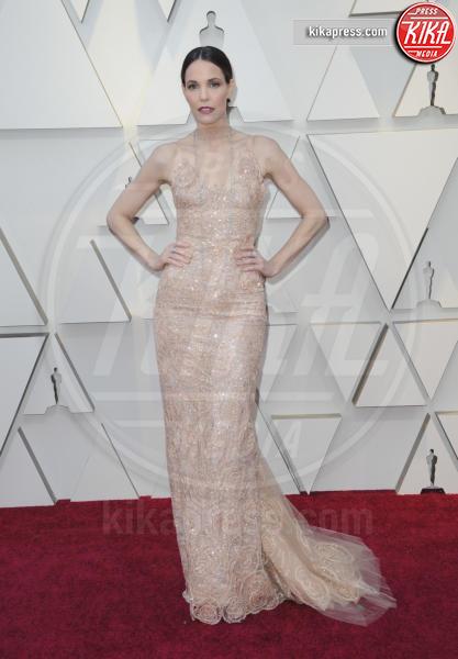 Leslie Bibb - Los Angeles - 25-02-2019 - Oscar 2019: gli arrivi sul red carpet
