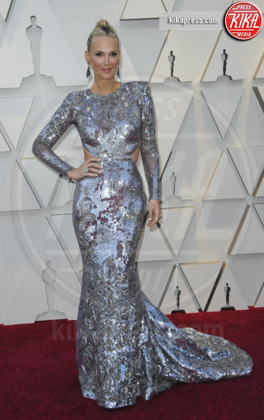 Molly Sims - Los Angeles - 25-02-2019 - Oscar 2019: gli arrivi sul red carpet