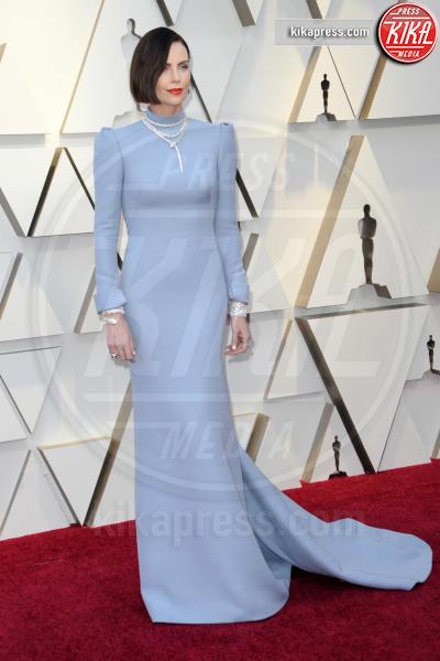 Charlize Theron - Los Angeles - 24-02-2019 - Oscar 2019: gli arrivi sul red carpet