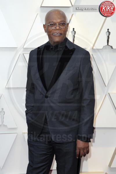 Samuel L. Jackson - Los Angeles - 24-02-2019 - Oscar 2019: gli arrivi sul red carpet