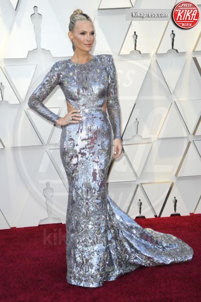 Molly Sims - Los Angeles - 24-02-2019 - Oscar 2019: gli arrivi sul red carpet