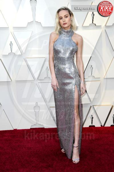 Brie Larson - Los Angeles - 24-02-2019 - Oscar 2019: gli arrivi sul red carpet