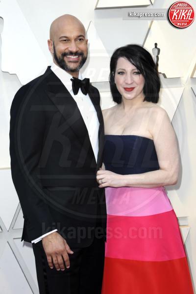 Elisa Pugliese Key, Keegan-Michael Key - Los Angeles - 24-02-2019 - Oscar 2019: gli arrivi sul red carpet