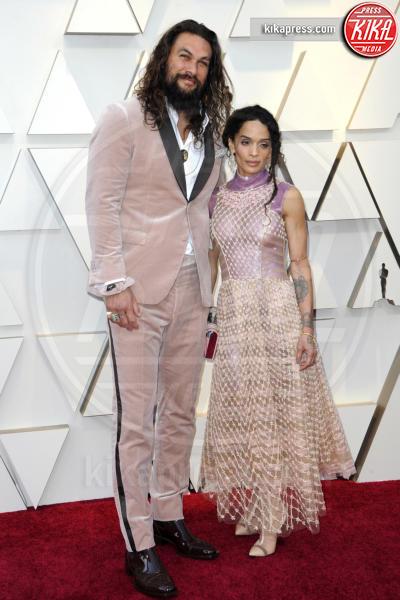 Jason Momoa, Lisa Bonet - Los Angeles - 24-02-2019 - Oscar 2019: gli arrivi sul red carpet