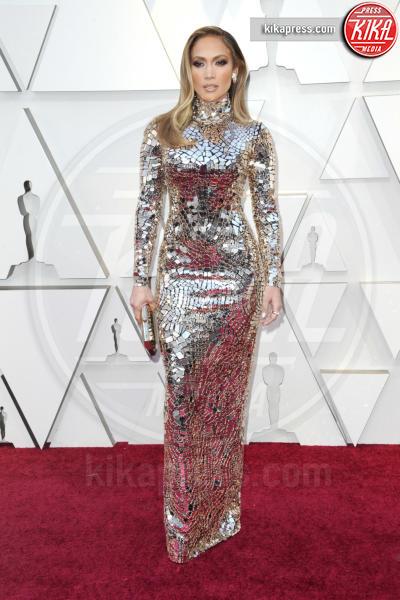 Jennifer Lopez - Los Angeles - 24-02-2019 - Oscar 2019: gli arrivi sul red carpet