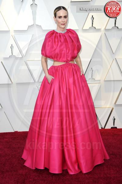 Sarah Paulson - Los Angeles - 24-02-2019 - Oscar 2019: gli arrivi sul red carpet