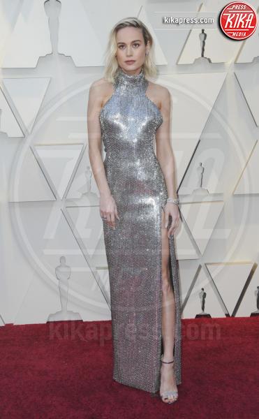 Brie Larson - Los Angeles - 25-02-2019 - Oscar 2019: gli arrivi sul red carpet