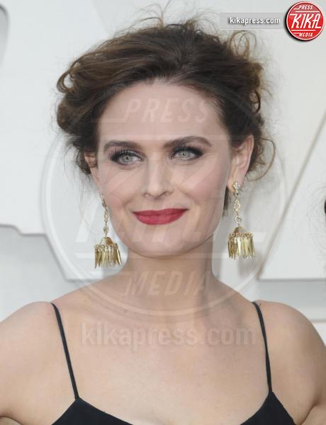Emily Deschanel - Los Angeles - 25-02-2019 - Oscar 2019: gli arrivi sul red carpet