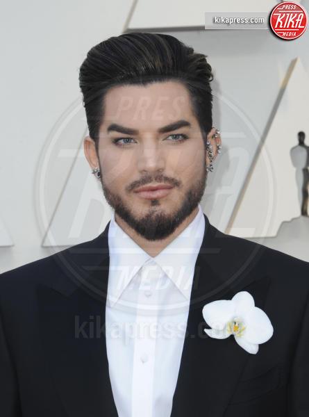 Adam Lambert - Los Angeles - 25-02-2019 - Oscar 2019: gli arrivi sul red carpet