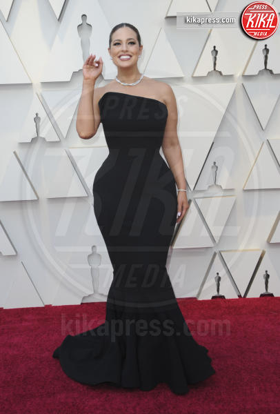 Ashley Graham - Los Angeles - 25-02-2019 - Oscar 2019: gli arrivi sul red carpet