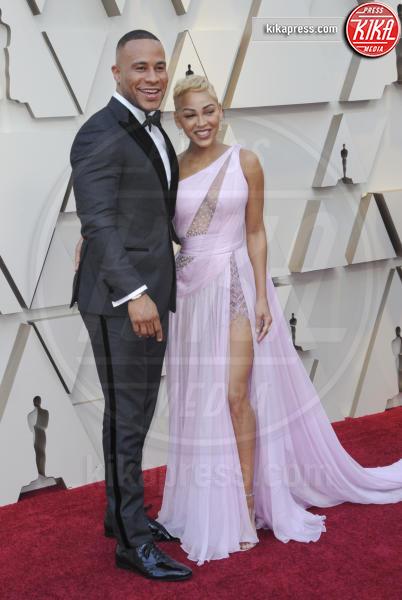 Devon Franklin, Meagan Good - Los Angeles - 25-02-2019 - Oscar 2019: gli arrivi sul red carpet