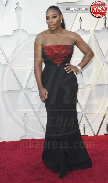 Serena Williams - Los Angeles - 25-02-2019 - Oscar 2019: gli arrivi sul red carpet