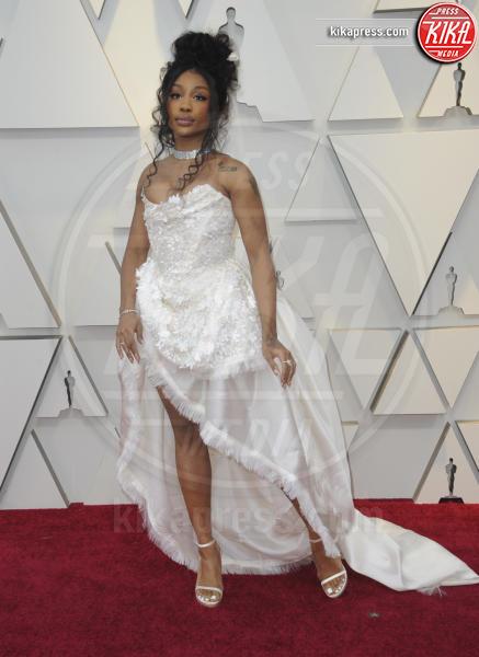 Sza - Los Angeles - 25-02-2019 - Oscar 2019: gli arrivi sul red carpet