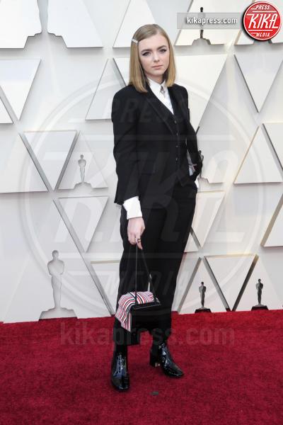 Elsie Fisher - Los Angeles - 24-02-2019 - Oscar 2019: gli arrivi sul red carpet