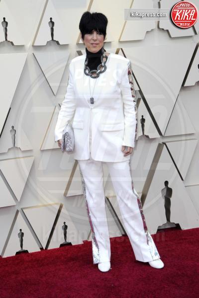 Diane Warren - Los Angeles - 24-02-2019 - Oscar 2019: gli arrivi sul red carpet