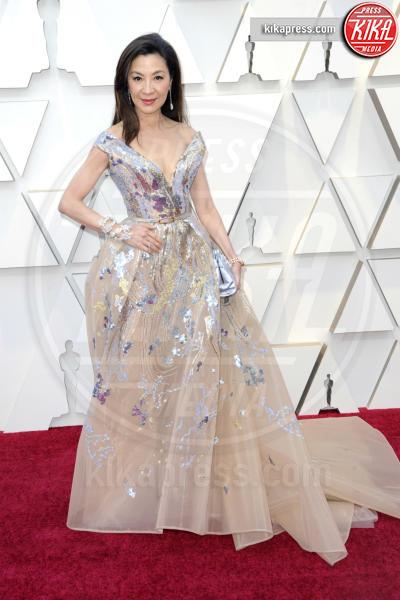 Michelle Yeoh - Los Angeles - 24-02-2019 - Oscar 2019: gli arrivi sul red carpet