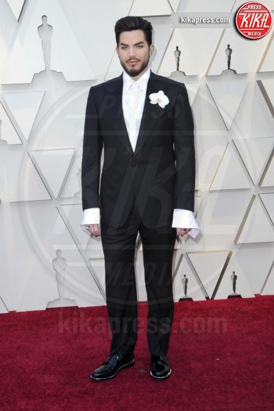 Adam Lambert - Los Angeles - 24-02-2019 - Oscar 2019: gli arrivi sul red carpet