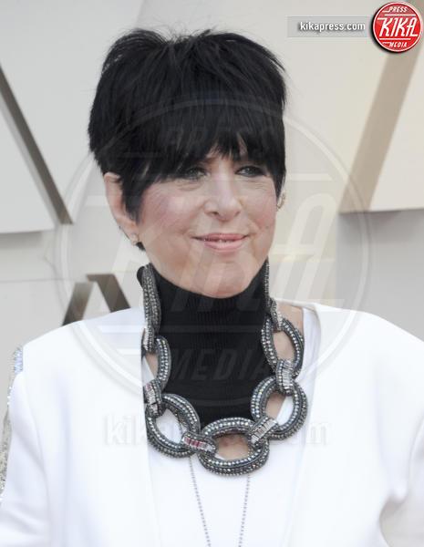 Diane Warren - Los Angeles - 25-02-2019 - Oscar 2019: gli arrivi sul red carpet