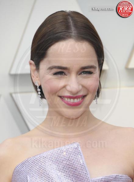 Emilia Clarke - Los Angeles - 25-02-2019 - Oscar 2019: gli arrivi sul red carpet
