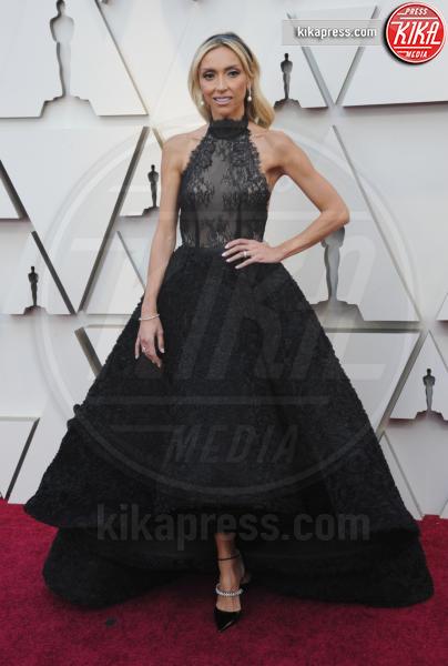Giuliana Rancic - Los Angeles - 25-02-2019 - Oscar 2019: gli arrivi sul red carpet