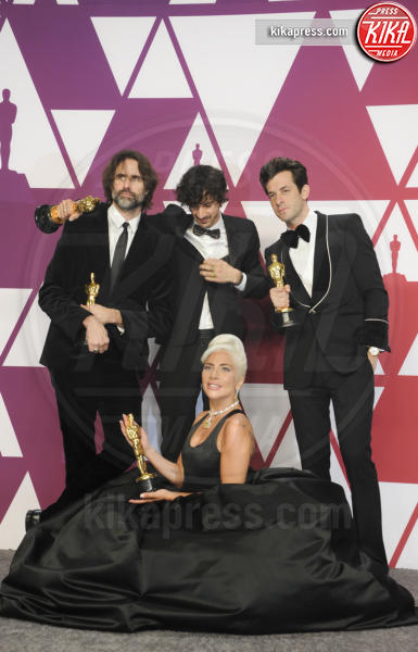 Anthony Rossomando, Andrew Wyatt, Mark Ronson, Lady Gaga - Los Angeles - 25-02-2019 - Oscar 2019: vincono Roma, Green Book, Bohemian Rhapsody