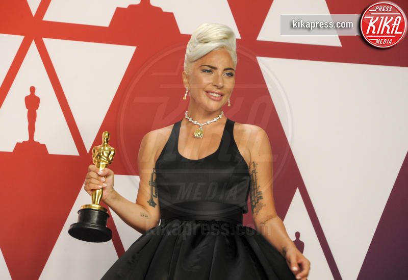 Lady Gaga - Los Angeles - 25-02-2019 - Oscar 2019: vincono Roma, Green Book, Bohemian Rhapsody