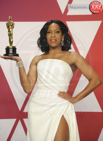 Regina King - Los Angeles - 25-02-2019 - Oscar 2019: vincono Roma, Green Book, Bohemian Rhapsody