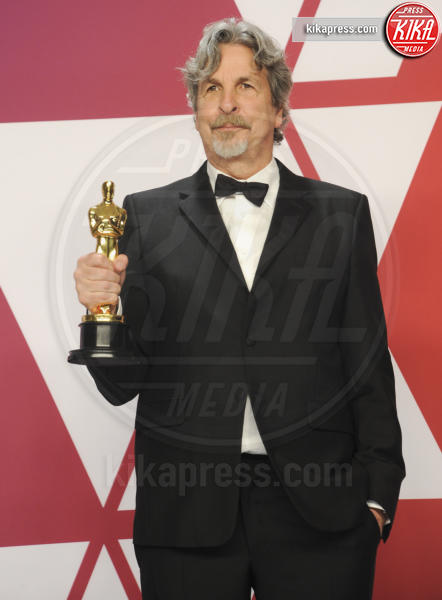 Peter Farrelly - Los Angeles - 25-02-2019 - Oscar 2019: vincono Roma, Green Book, Bohemian Rhapsody