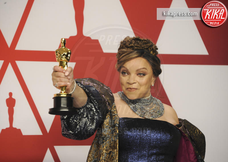 Ruth E. Carter - Los Angeles - 25-02-2019 - Oscar 2019: vincono Roma, Green Book, Bohemian Rhapsody