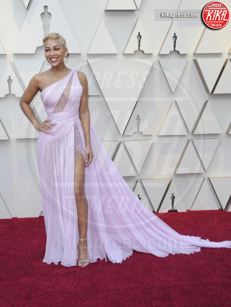 Megan Good - Los Angeles - 25-02-2019 - Oscar 2019: gli arrivi sul red carpet
