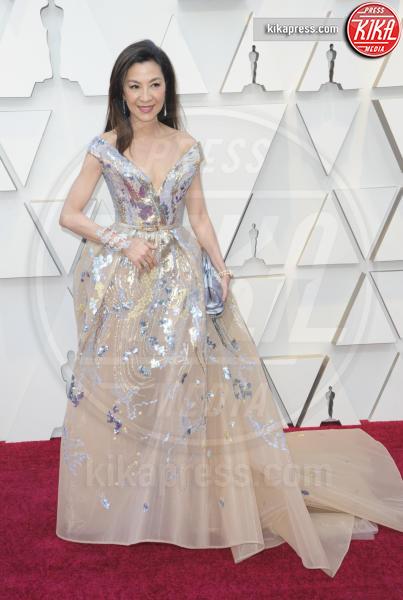 Michelle Yeoh - Los Angeles - 25-02-2019 - Oscar 2019: gli arrivi sul red carpet