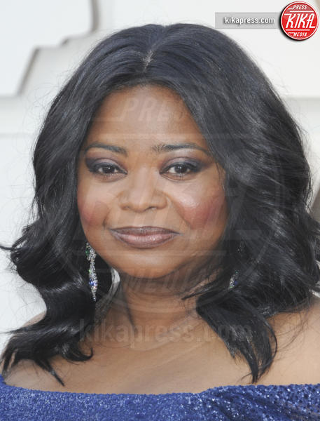 Octavia Spencer - Los Angeles - 25-02-2019 - Oscar 2019: gli arrivi sul red carpet