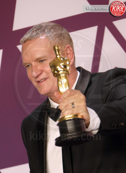 John Ottman - Hollywood - 24-02-2019 - Oscar 2019: vincono Roma, Green Book, Bohemian Rhapsody