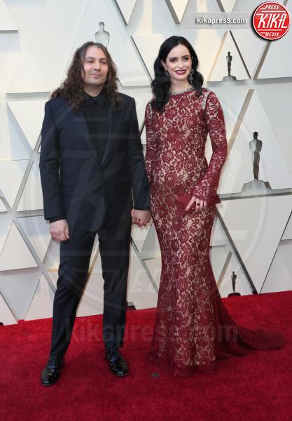 boyfriend Adam Granduciel, Krysten Ritter - Los Angeles - 24-02-2019 - Oscar 2019: gli arrivi sul red carpet