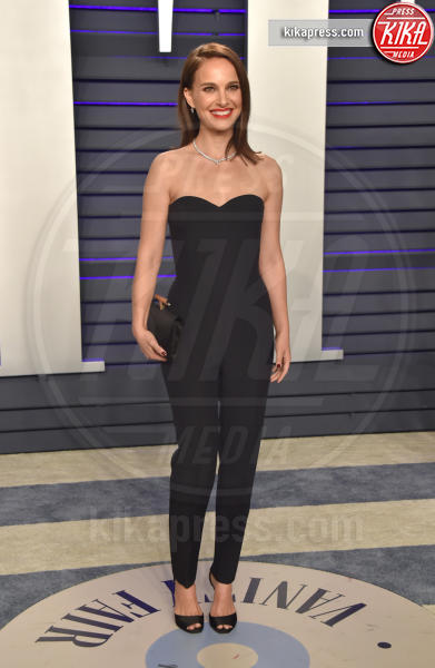 Natalie Portman - Beverly Hills - 24-02-2019 - Le star che non sapevi non superassero il metro e 60