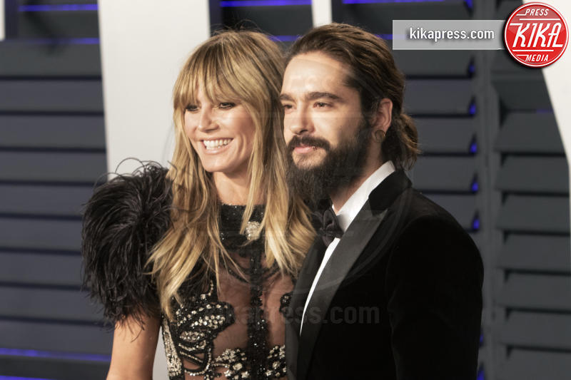 Tom Kaulitz, Heidi Klum - Beverly Hills - 24-02-2019 - Non solo Kate Beckinsale, le cougar dello star system