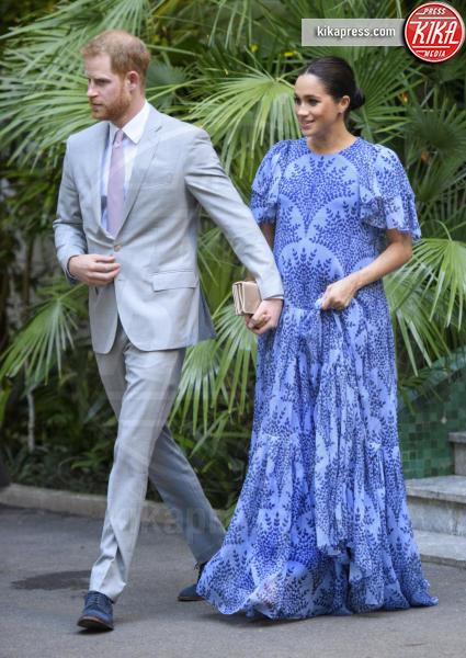 Meghan Duchess of Sussex, Harry Duke of Sussex, Prince Harry, Meghan Markle, Principe Harry - Rabat - 25-02-2019 - Meghan Markle e Amanda Peet, chi lo indossa meglio?