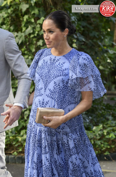 Meghan Duchess of Sussex, Meghan Markle - Rabat - 25-02-2019 - Meghan Markle, il parto sarà in acqua e in casa
