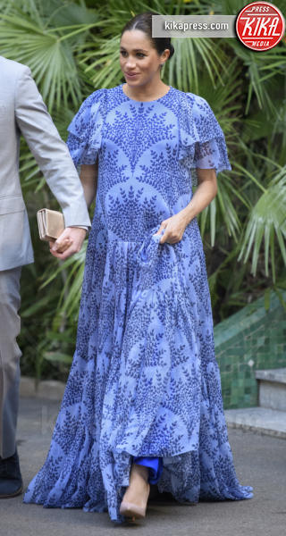 Meghan Duchess of Sussex, Meghan Markle - Rabat - 25-02-2019 - Meghan Markle e Amanda Peet, chi lo indossa meglio?
