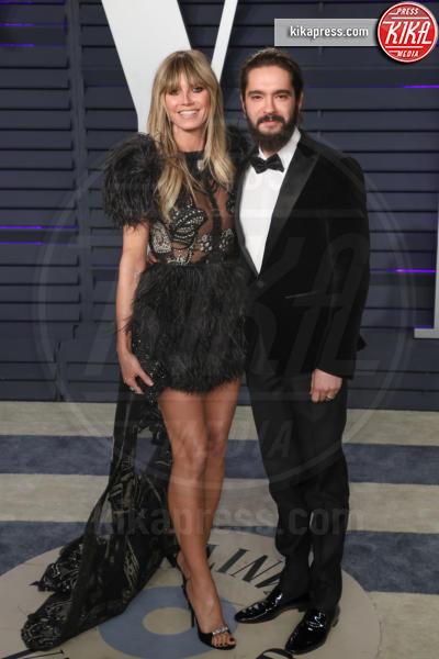 Tom Kaulitz, Heidi Klum - Los Angeles - 24-02-2019 - Heidi Klum e Tom Kaulitz sono marito e moglie