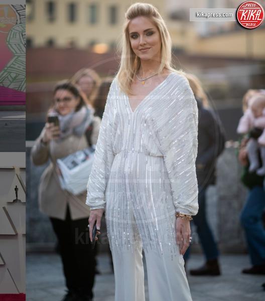 Chiara Ferragni - 26-02-2019 - Chiara Ferragni e Anna Foglietta, chi lo indossa meglio?
