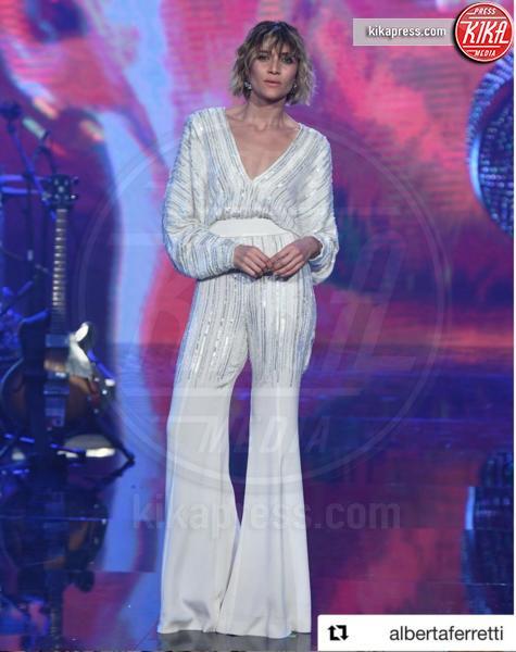 Anna Foglietta - 26-02-2019 - Chiara Ferragni e Anna Foglietta, chi lo indossa meglio?