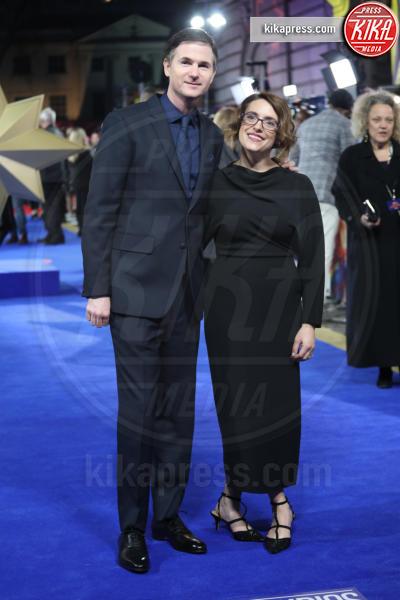 Anna Boden, Ryan Fleck - Londra - 27-02-2019 - Brie Larson è la stella del gala londinese di Captain Marvel