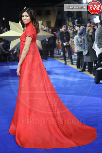 Gemma Chan - Londra - 27-02-2019 - Brie Larson è la stella del gala londinese di Captain Marvel