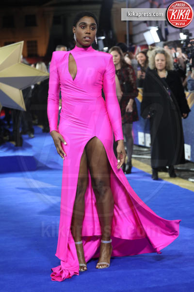 Lashana Lynch - Londra - 27-02-2019 - Brie Larson è la stella del gala londinese di Captain Marvel
