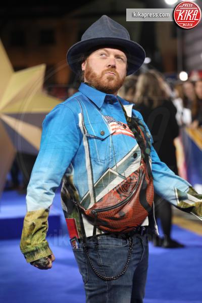 Leigh Francis - Londra - 27-02-2019 - Brie Larson è la stella del gala londinese di Captain Marvel