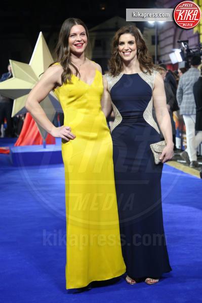 Sarah Hunter, Abbie Scott - Londra - 27-02-2019 - Brie Larson è la stella del gala londinese di Captain Marvel